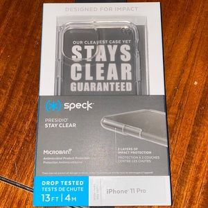 Speck iPhone 11 Pro case brand new